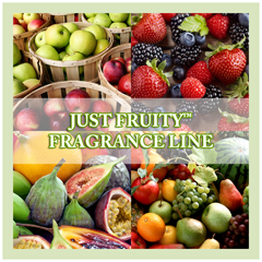 OverSoyed Fine Organic Products - Just Fruity Fragrance Line