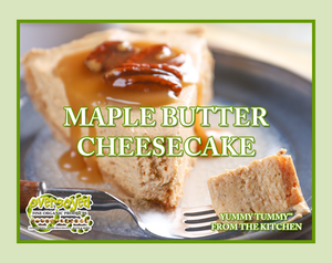 Maple Butter Cheesecake