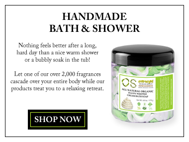 OverSoyed Fine Organic Products - Bath & Shower