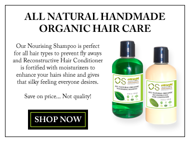 OverSoyed Fine Organic Products - Hair Care