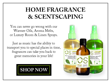 OverSoyed Fine Organic Products - Home Fragrance & Scentscaping