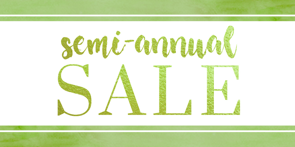 OverSoyed Fine Organic Products - Semi-Annual Clearance Sale