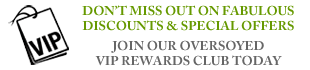 OverSoyed Fine Organic Products - VIP Rewards Program