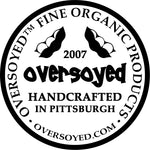 Amber & Vanilla Blossom Whipped Shaving Cream Soap | OverSoyed Fine Organic Products