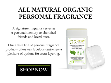 OverSoyed Fine Organic Products - Personal Fragrance