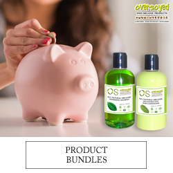 OverSoyed Fine Organic Products - Product Bundles