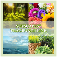 OverSoyed Fine Organic Products - Soyscapes Fragrance Line