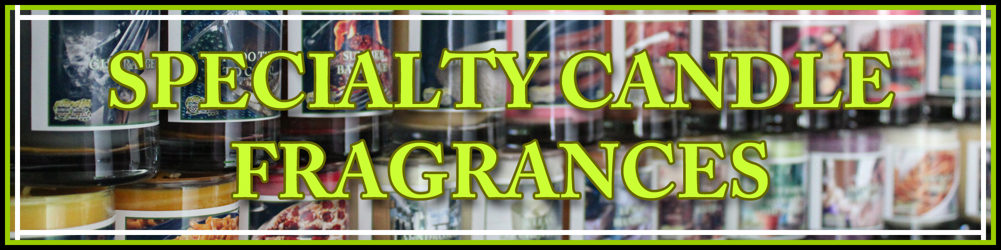 OverSoyed Fine Organic Products - Specialty Candle Fragrances