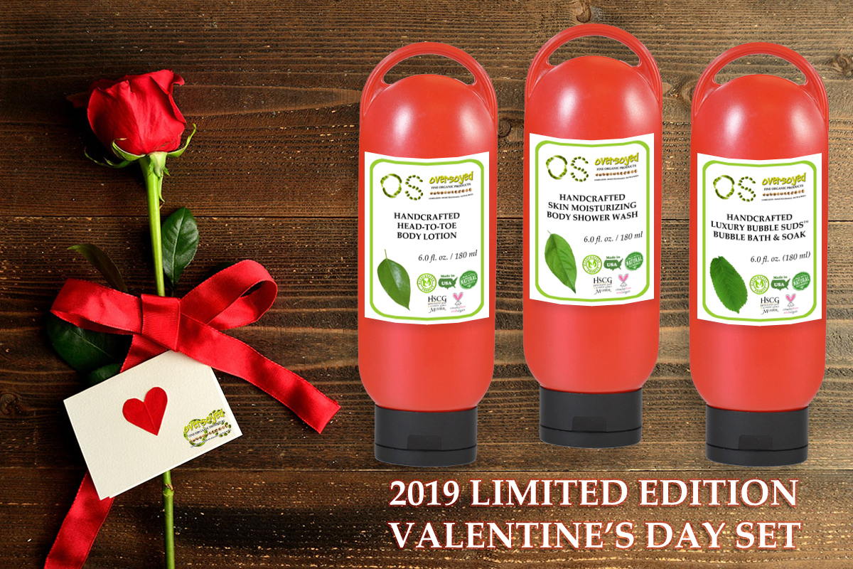 2019 Valentine's Day Limited Edition Gift Set