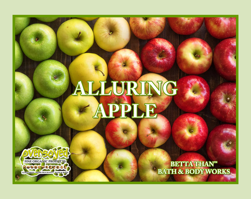 Alluring Apple (Compare To Bath & Body Works®) Exfoliating Soy Scrub & Facial Cleanser