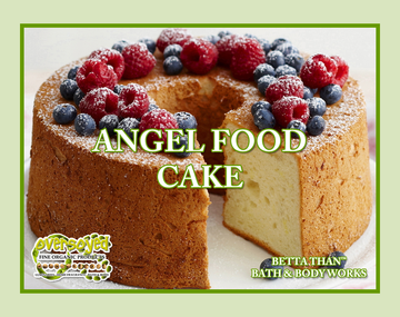 Angel Food Cake (Compare To Bath & Body Works®) Exfoliating Soy Scrub & Facial Cleanser