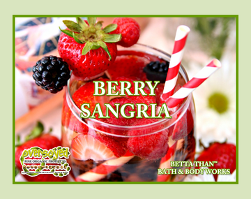 Berry Sangria (Compare To Bath & Body Works®) Exfoliating Soy Scrub & Facial Cleanser