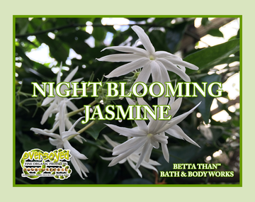 Night Blooming Jasmine (Compare To Bath & Body Works®) Exfoliating Soy Scrub & Facial Cleanser