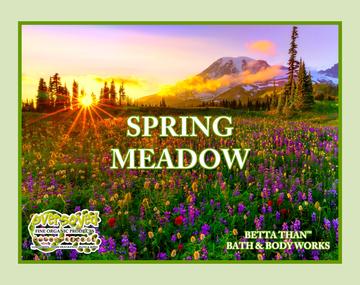 Spring Meadow (Compare To Bath & Body Works®) Exfoliating Soy Scrub & Facial Cleanser