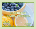 Blueberry Lemon Verbena Hand Poured Soy Tealight Candles