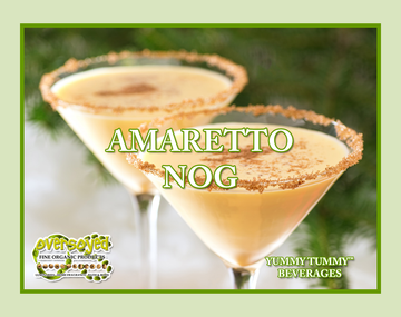 Amaretto Nog Exfoliating Soy Scrub & Facial Cleanser