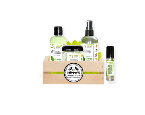 Bath & Shower Care Deluxe Gift Set