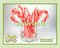 Candy Cane Exfoliating Soy Scrub & Facial Cleanser