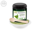 Basil & Parsley Artisan Handcrafted Triple Detoxifying Clay Cleansing Facial Mask