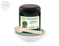 Barley Grass Artisan Handcrafted Triple Detoxifying Clay Cleansing Facial Mask