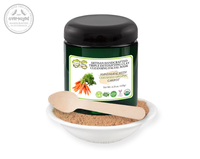 Carrot Artisan Handcrafted Triple Detoxifying Clay Cleansing Facial Mask