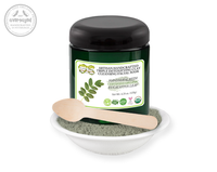 Eucalyptus Leaf Artisan Handcrafted Triple Detoxifying Clay Cleansing Facial Mask