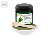 Spinach Artisan Handcrafted Triple Detoxifying Clay Cleansing Facial Mask
