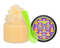 Candy Corn Luscious Lips Sugar Buff™ Flavored Lip Scrub