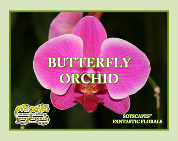 Butterfly Orchid Exfoliating Soy Scrub & Facial Cleanser