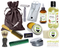 Birthday Cake Deluxe Men's Beard & Mustache Grooming Kit