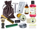 Guava Mojito Deluxe Men's Beard & Mustache Grooming Kit