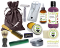 Acai Berry Deluxe Men's Beard & Mustache Grooming Kit