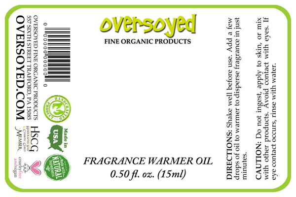 Fig & Olive (Compare To Yankee Candle®) Fragrance Warmer & Diffuser Oil