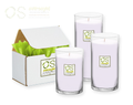 Acqua Di Gio for Women (Compare To Giorgio Armani®) Hand Poured Soy Pillar Candles