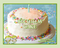 Birthday Cake Hand Poured Soy Pillar Candles