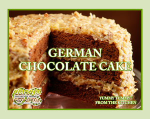 German Chocolate Cake Exfoliating Soy Scrub & Facial Cleanser