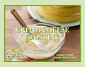 Cream Cheese Frosting Hand Poured Soy Pillar Candles
