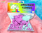 Cotton Candy Unicorn Vomit Bubble Bath Fizz