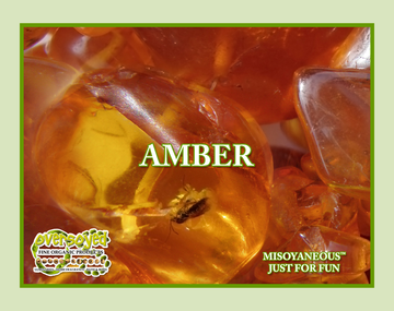 Amber Exfoliating Soy Scrub & Facial Cleanser