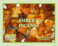 Amber & Incense Exfoliating Soy Scrub & Facial Cleanser