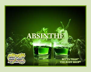 Absinthe (Compare To The Body Shop®) Exfoliating Soy Scrub & Facial Cleanser