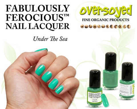 Under The Sea Fabulously Ferocious™ Nail Lacquer