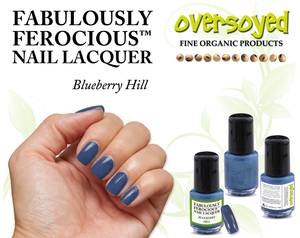 Blueberry Hill Fabulously Ferocious™ Nail Lacquer