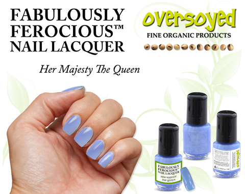 Her Majesty The Queen Fabulously Ferocious™ Nail Lacquer