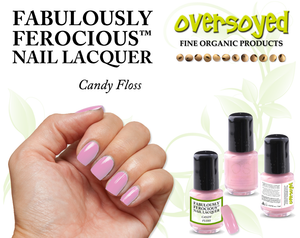 Candy Floss Fabulously Ferocious™ Nail Lacquer