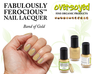 Band of Gold Fabulously Ferocious™ Nail Lacquer