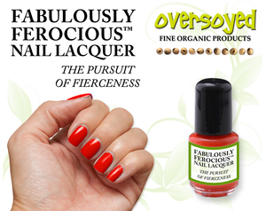 The Pursuit of Fierceness Fabulously Ferocious™ Nail Lacquer