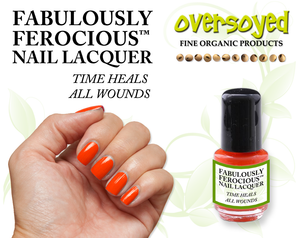 Time Heals All Wounds Fabulously Ferocious™ Nail Lacquer