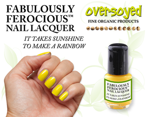 It Takes Sunshine To Make A Rainbow Fabulously Ferocious™ Nail Lacquer