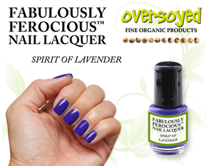 Spirit of Lavender Fabulously Ferocious™ Nail Lacquer